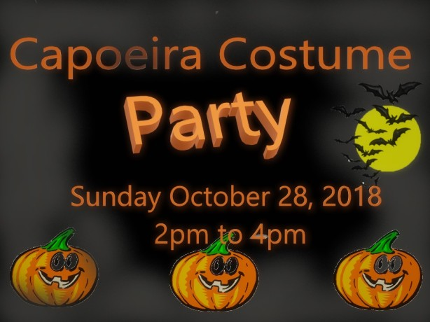 Capoeira Costume Party Final